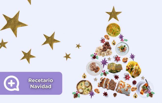 Recetario Navidad MediQuo, Recetas, Salud