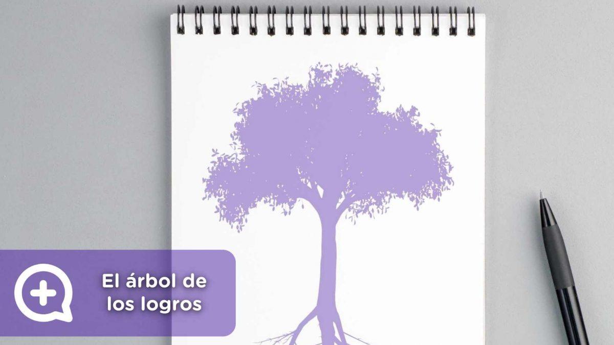 dinámica para mejorar el autoestima, árbol de los logros, mediquo, salud, salud mental, psicología