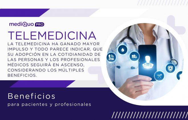 Beneficios Telemedicina mediQuo PRO