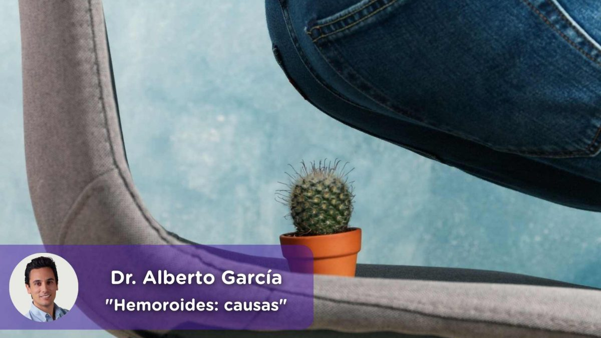 Hemorroides, causas, tipos, síntomas, sangrado anal, proctalgia, Dr. Alberto García García, Cirujano, Digestivo, MediQuo, Chat médico.