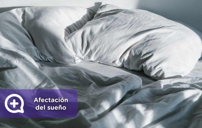 Afectación del sueño a la vida, enfermedades, higiene del sueño, dormir, descansar, mediquo, salud
