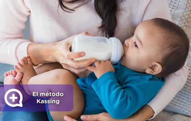 Método Kassing, bebé, alimentación, lactancia, biberón, pediatría, salud, mediquo