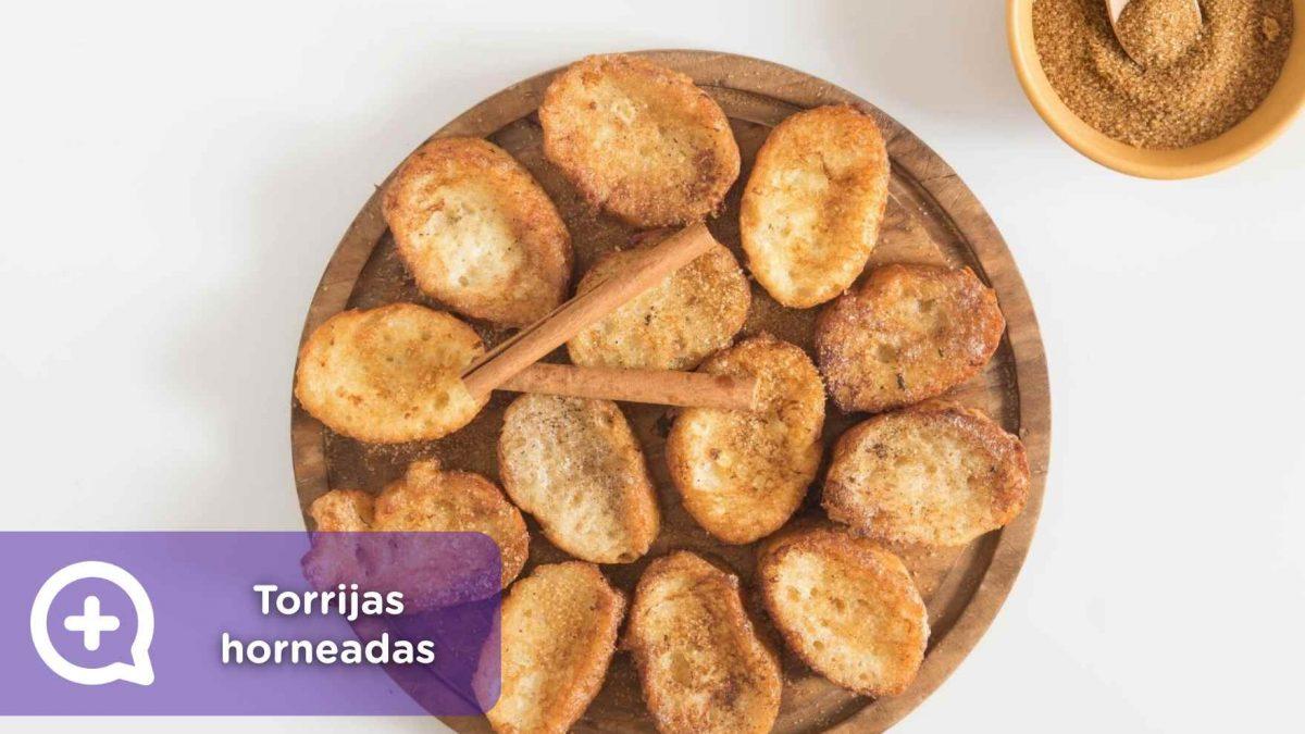 torrijas horneadas y saludables, dulce típico, cocina española, mediQuo, nutrición, salud, semana Santa