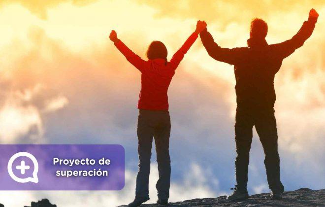 Poyecto de superación personal. mediquo, psicología, autoestima, salud mental