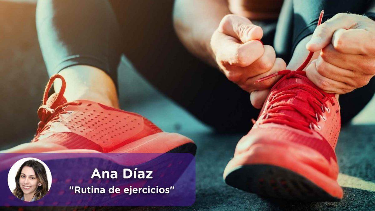 Rutina ejercicio, perder peso, salud, mediquo, nutrición, deporte