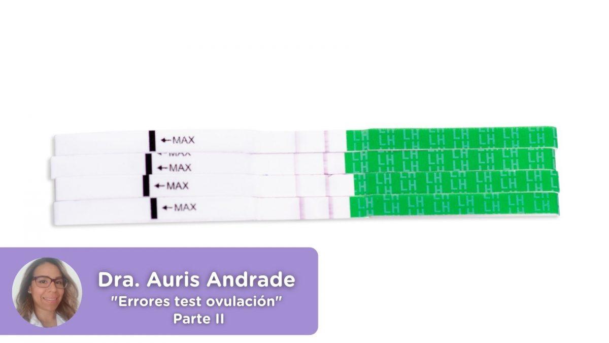 Errores test de ovulación. Parte 2. MediQuo. Ginecología