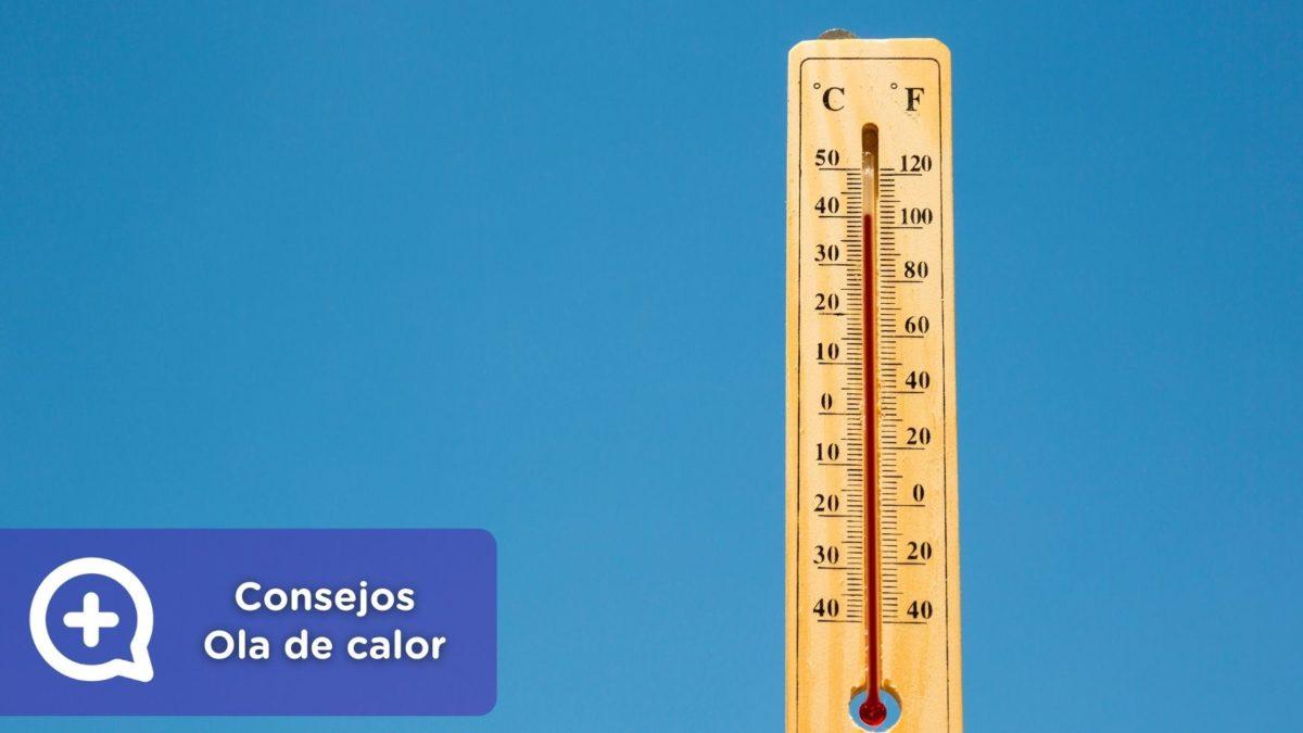 Consejos ola de calor mediQuo