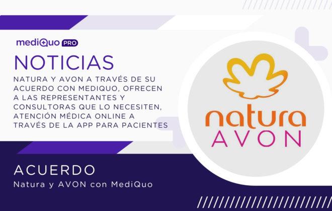 MediQuo y Natura AVON_Acuerdo