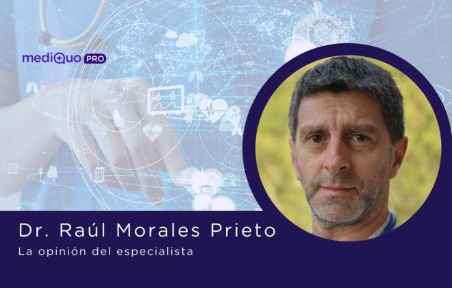 Opinión especialista MediQuo PRO. entrevista-raul-morales-prieto-pediatra-barcelona
